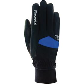 Roeckl Passau Gloves Kids black/royal